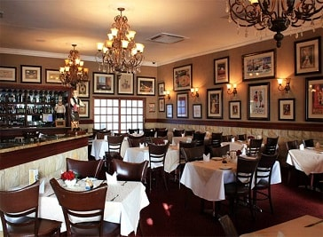 Annabell's Restaurant in Kimberley