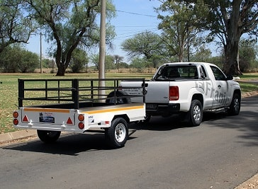 Franic Trailer Rentals and Sales in Kimberley