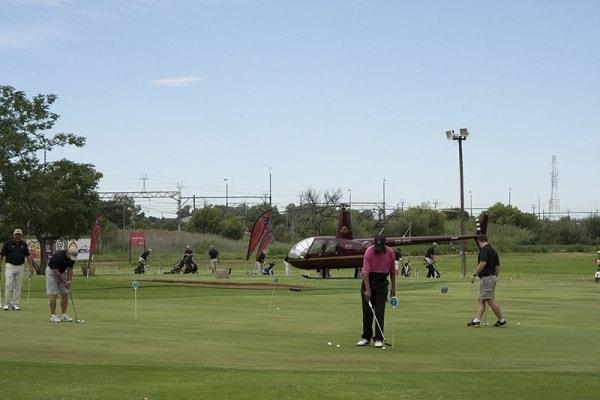 Golf Clubs in Kimberley