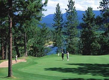 Kimberley Golf Club in Kimberley