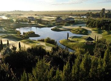 Magersfontein Memorial Golf Course in Kimberley