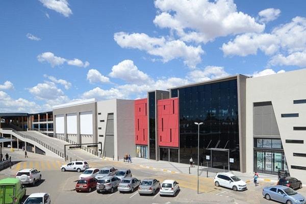 Shopping in Kimberley