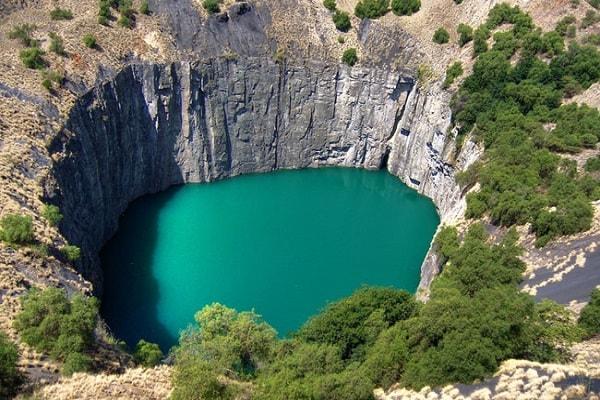 The Big Hole in Kimberley